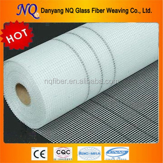 hot sale 145g 4*5mm reinforced concrete fiberglass mesh