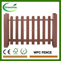 WPC Temporary Fence Panels