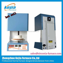 Automatic programming porcelain denture teeth furnace for sale