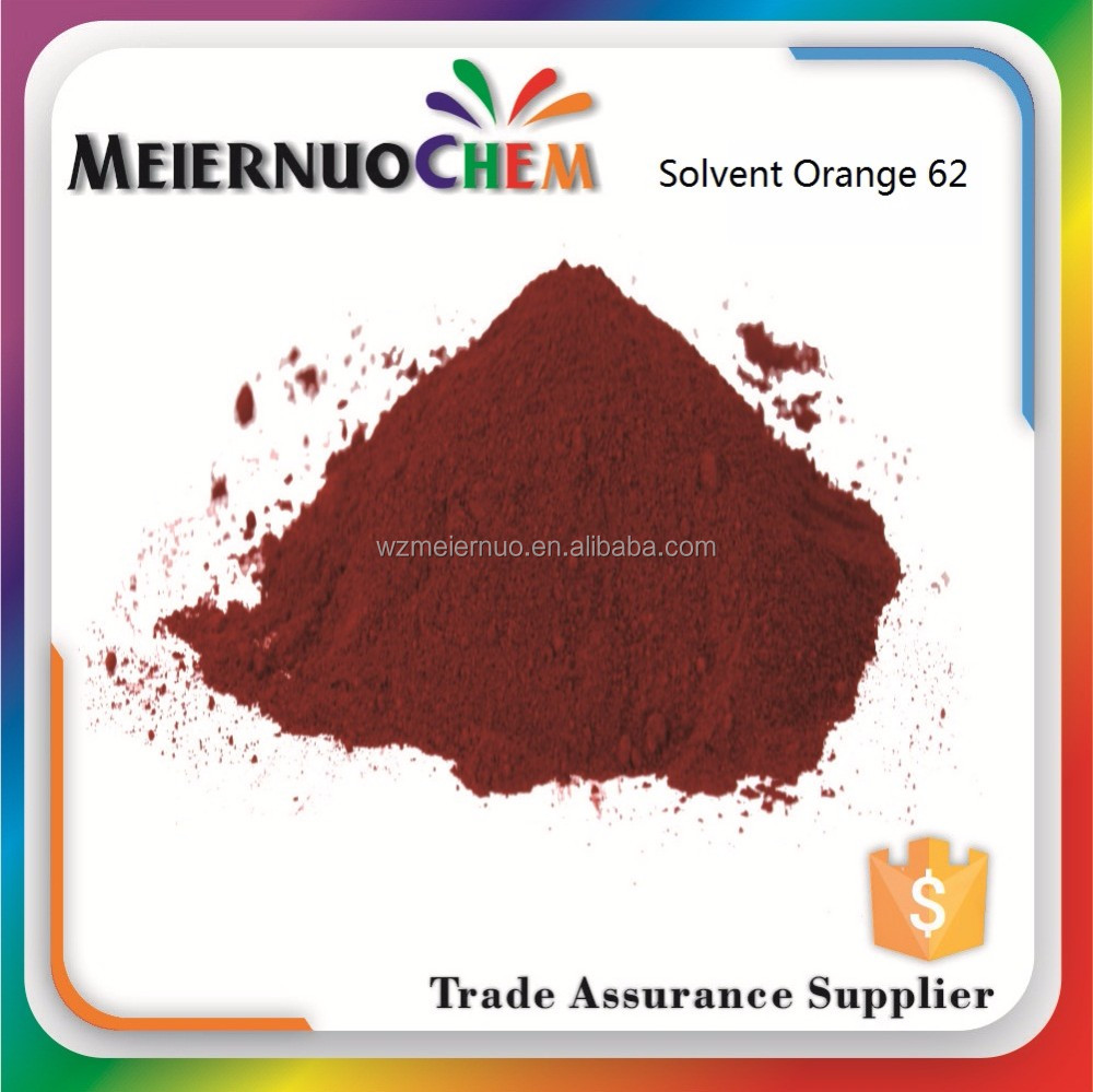 wholesale 1:2 Metal complex solvent <strong>orange</strong> 62 for wood stain