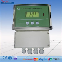 Enhanced series remote control ultrasonic water tank level meter