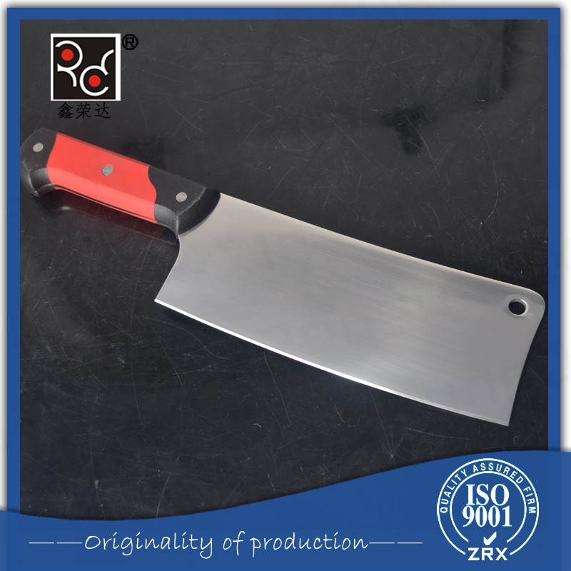 Professional Non-Stick Coating Butcher Knives Modular Kitchen Knife Parts