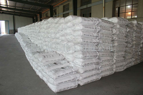 price for sodium hydroxide