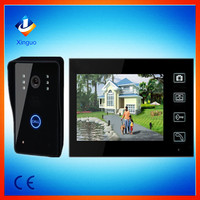 7 Inch digital video door phone/ ZBV/Building intercom