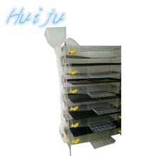 automatic poultry farm new design commercial quail cage design for kenya farms