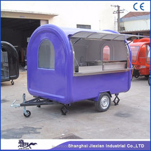 JX-FR250W High quality mobile concession churros food trailer