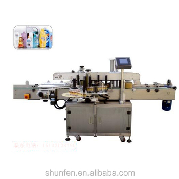 Automatic Front and Back Labeling Machine, Automatic two side Labeling Machine, Automatic Flat bottler Labeling machine