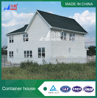Prefabricated apartment, bungalow, chalet