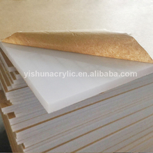 wholesale eco-friendly 12mm thick opal white color plexiglass acrylic sheet pmma plastic sheets