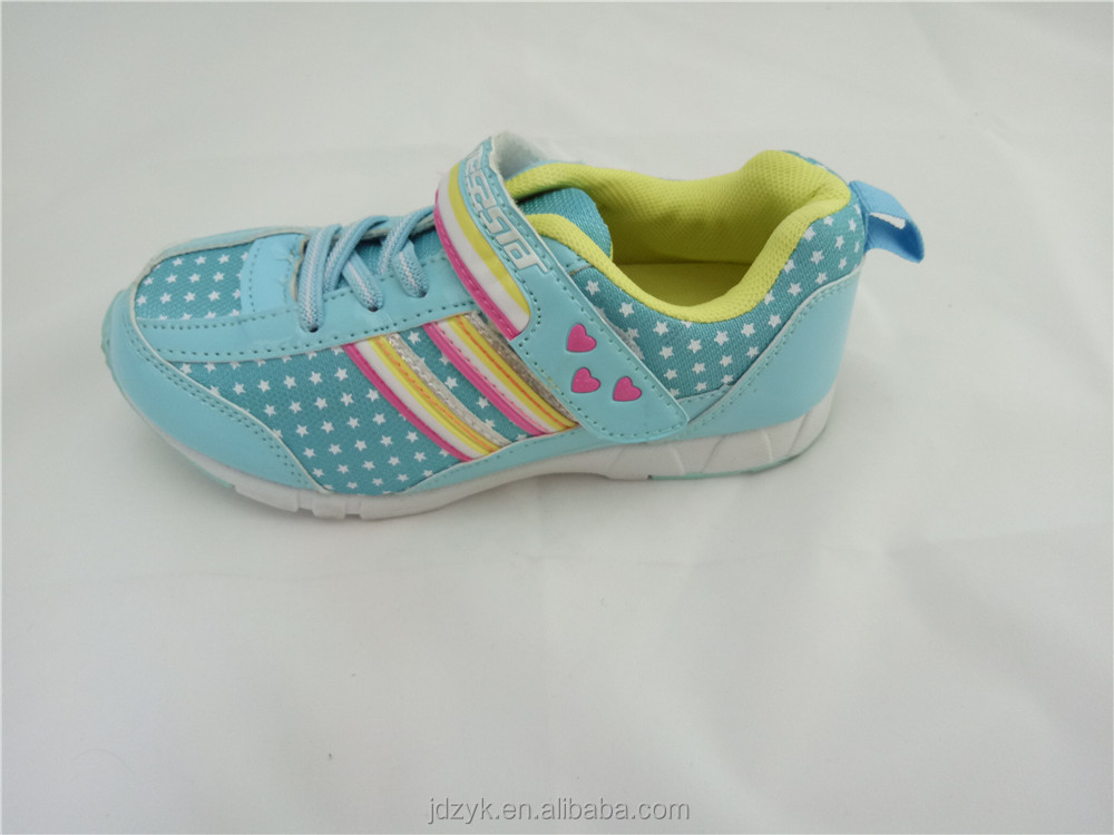 New style kids sport shoes children casual sport big virgin shoes