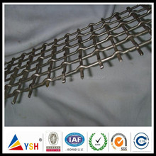 Good Quality SS 304 Crimped Wire Mesh, Stainless Steel Woven Wire Mesh (Real Factory)
