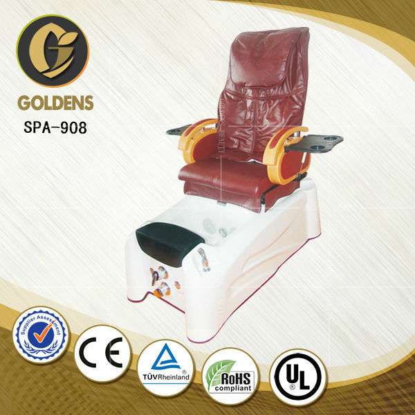electric manicure/pedicure spa chair with foot massage