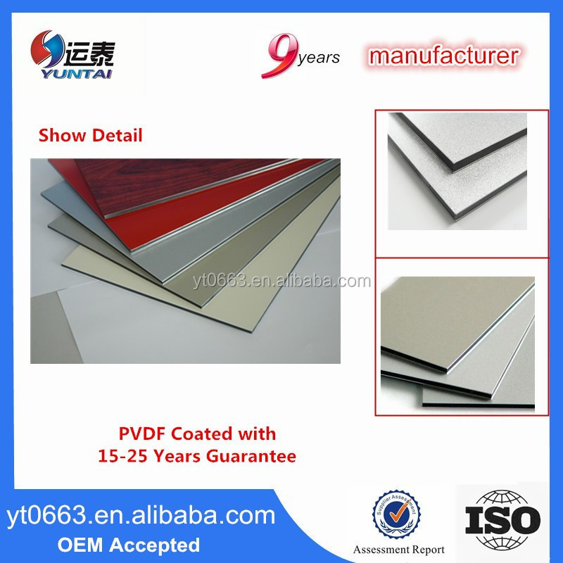 Acp Curtain Wall Exterior Insulated Sandwich Panels