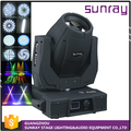 Professional Ip20 Stage Light Dmx512 Control 18 Channels Sharpy 330W 15R Beam Moving Head Light