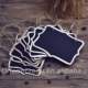 Mini Rectangle Chalkboards for Message Board Signs Ship