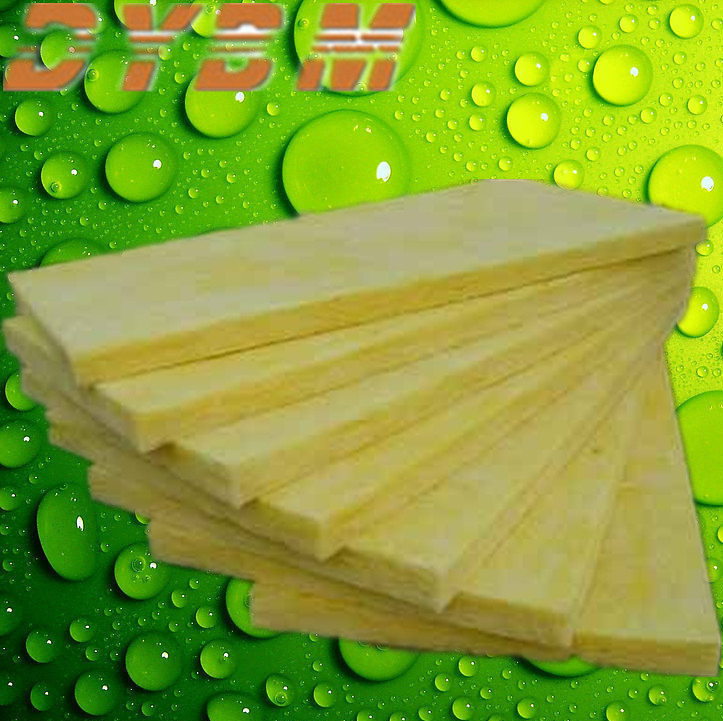vacuum insulation 50mm thick 32kg/m3 glass wool