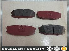 Genuine Auto Parts Cart Accessories Brake Pads With High Quality 04466-60120 For Toyota