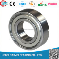 Electric Motor Bearing 6203 ZZ Miniature Deep Groove Ball Bearing for Ceiling Fan Bearing 6203