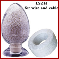 Specialty polymers for LSZH FR power cable