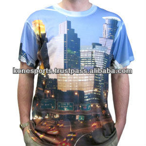 custom sublimated tee shirts with custom designs