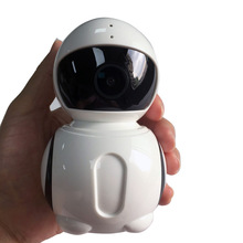 Cheap New Little Penguin Wifi IP Camera 1280x1080P Full HD Video 180Degrees Still Viewing Angle