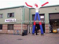 advertising inflatable windy man for sales