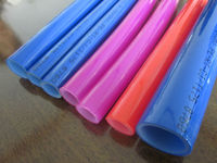 High Quality Plastic PEX Red Tube pipe