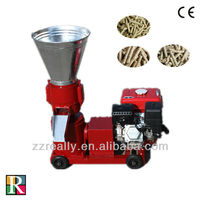 CE and ISO9001 approved small electric wood pellet mill for sale