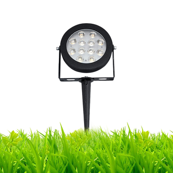 High Quality garden street Outdoor Christmas Decoration Rgb Led Garden Light with wifi and Romete Controller