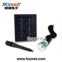 SL-40A Solar Energy Saving Outdoor Light For Camp Lawn