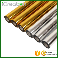 Wholesale Silver Hot Stamping Foil Roll for Paper & Plastic in Stock