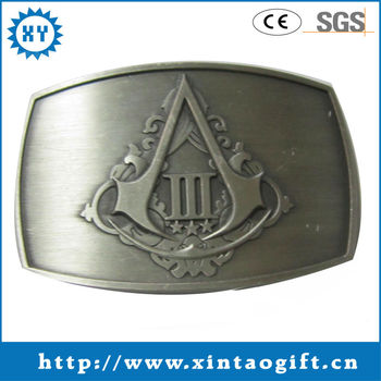 35mm antique belt buckles wholesale [BETTER BULK BELT BUCKLES ] for men factory