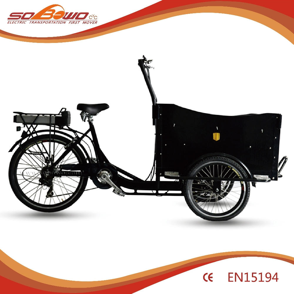 With lithium battery E-tricycle sale for UK