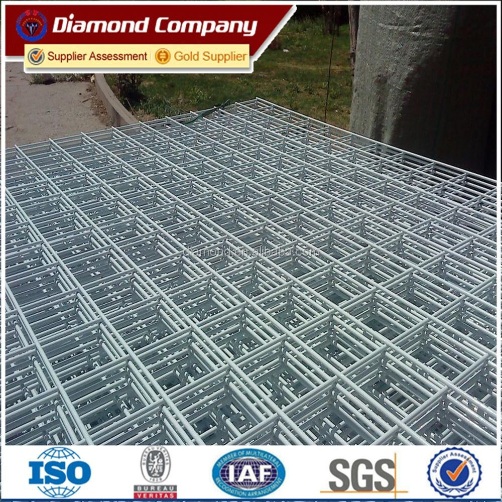 stainless steel 5x5 welded wire mesh panel for fence