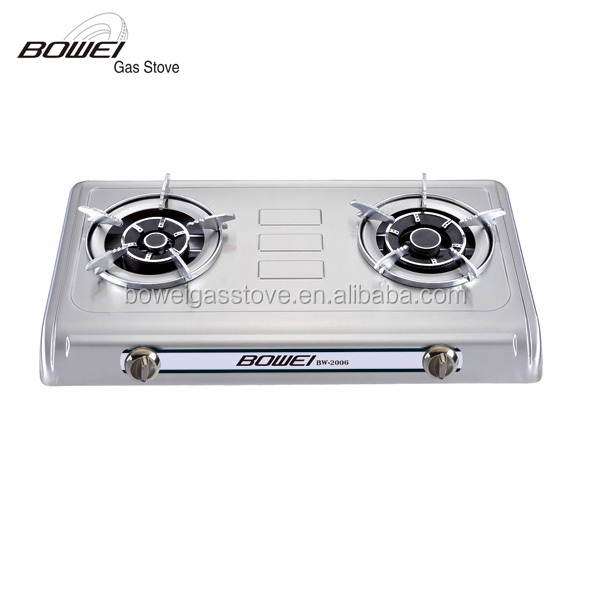 Top standard model happy home portable gas stove