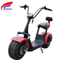 Big 2 wheels electric standing motorcycle scooter electric motorcycle scooter with strong