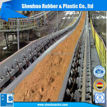 rubber conveyor belt 2 ply