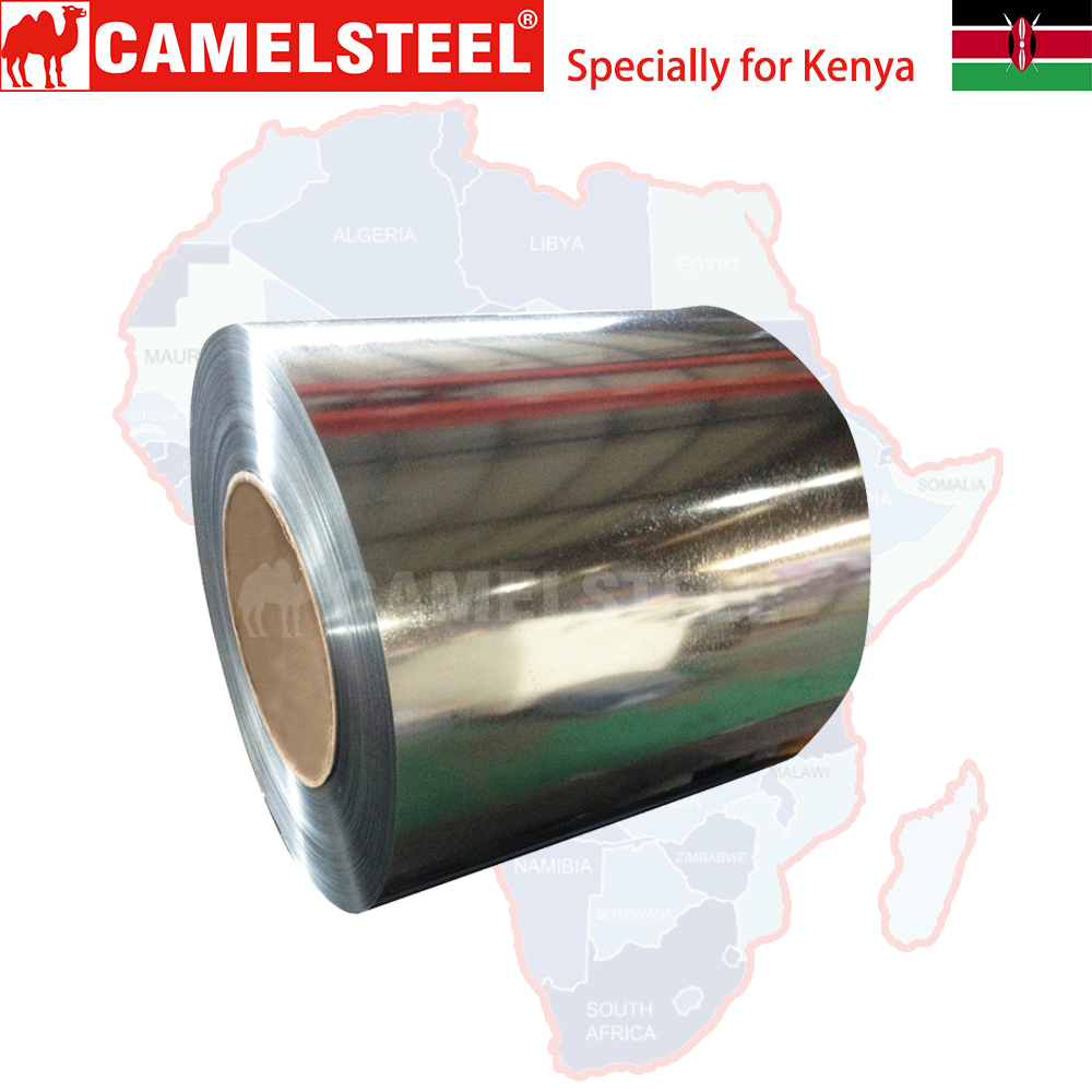 Kenya color coated galvanized lowes metal roofing sheet price