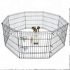 Foldable Exercise Pen Metal Yard Fence Portable