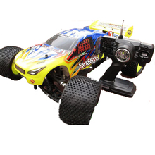 ERC085 1/8th nitro off road rc truggy SH 21CXP engine
