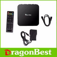 Tx5 PRO quad core mini pc Android 6.0 Media Player Quad Core Tv Box 4k 2g 16g Smart Amlogic