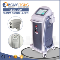 Germany bar advanced cooling diode laser hair removal machine with painless treatment