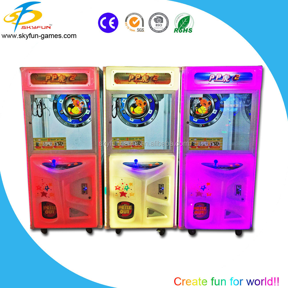 claw machine for