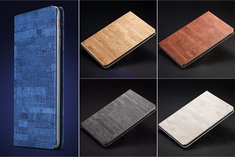 Top Grade Customize rock rhyolite flip case cover for iPad 2 3 4