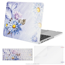 Hard pc laptop shell case for macbook, for macbook retina 13 custom design case cover