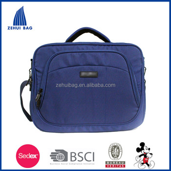 Nylon laptop case 15.6