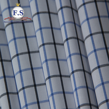 plaid compression garment fabric for school uniform