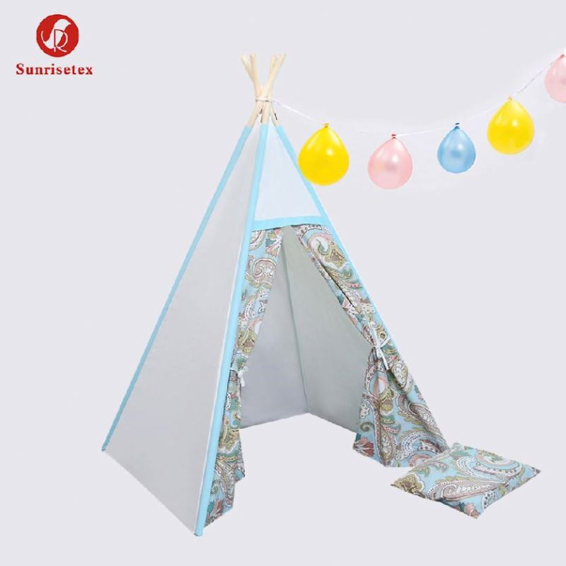 promotion gift wigwam teepee sandpit small set