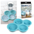 Food grade prismatic shaped ice ball mold silicone silicone making tool ice cube tray