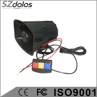 high quality motorcycle alarm siren horn
